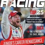 2015 Athlon Sports NASCAR Racing Preview Magazine- Dale Earnhardt, Jr. Cover
