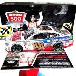 AUTOGRAPHED 2014 Dale Earnhardt Jr National Guard Racing DAYTONA 5