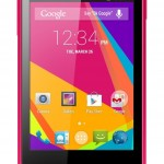 BLU Dash JR K Smartphone - Unlocked - Pink