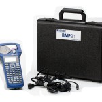 Brady BMP21 Handheld Label Printer Kit; Multi-Line Print; 6 to 40 Point Font; Includes Printer, Carrying Case, and AC Adapter