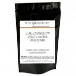 Cal-0-Sweet - Zero Calorie Natural Sweetener - 5x Concentrate, 25 lb