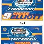 Chase Elliott Flag 2014 Nationwide Series Champion 3x5 Large #9 Napa Racing NASCAR