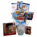 Easter Gift Baskets for Kids Filled with Toy Story Children Art Supplies Basket