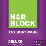 H&R Block Tax Software Deluxe + State 2014 Win [Download]