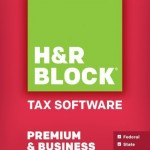 H&R Block Tax Software Premium & Business 2014 Win [Download]
