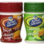Kernel Season's Mini Jars Seasoning Variety Pack, 0.9 Ounce Shakers (Pack of 8)