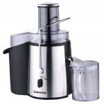 Kuissential 2-Speed 700 Watt Juice Extractor, Centrifugal Juicer - Stainless Steel
