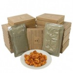 Military Meals Entree Variety Pack - CASE of 24
