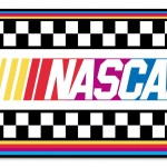 NASCAR 2-SIDED 3X5 FLAG