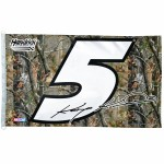 NASCAR Kasey Kahne 3-by-5 Realtree Foot Flag