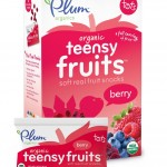 Plum Organics Teensy Fruits, Berry, 1.75 Ounce (Pack of 8)