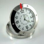 Spy Clock Camera Hidden Pinhole Video Recorder Nanny Cam