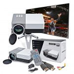 Tronfy TP-50 Mini Multimedia Portable LCD LED Video Game HOME Cinema Theater Movie Projector