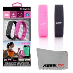 Xfit Wireless Bluetooth Activity  Fitness Tracker With Sleep Monitor