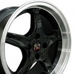 Cobra R 4 Lug Deep Dish Style Wheels