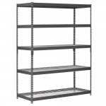 Edsal TRK-602478W5 Heavy Duty Steel Shelving