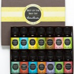 Essential Oil Beginners Best of the Best Aromatherapy Gift Set