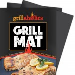 Grill Mat by Grillaholics