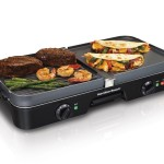 Hamilton Beach 38546 3-in-1 Grill Griddle