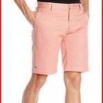 Lacoste Men's Twill Classic Fit Bermuda Short1