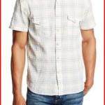Lucky Brand Men's Summer Western Shirt