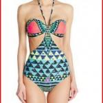 Mara Hoffman Women's Cutout Monokini
