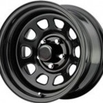 Pro Comp Series 51 Wheel with Gloss Black Finish