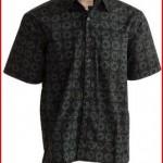 Tortola Nights Tropical Hawaiian Cotton Shirt By Johari West