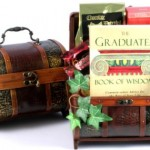 A Graduation Sentiment  Elegant Graduation Gift Basket for the College Graduate