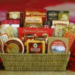 Grand Generous Assortment Gourmet Food Gift Basket