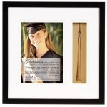 MCS Graduation Shadow Box Frame with Tassel Insert