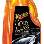 Meguiar's G7164 Gold Class Car Wash Shampoo  Conditioner - 64 oz.