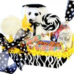 Sweet Success Graduation Basket