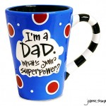 12 Oz Dad Coffee Mug with