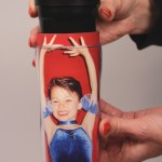 14-ounce PixMug Personalized Travel Photo Mug with PixTag Bonus