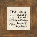 Dad Scripture Jeremiah