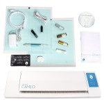 Silhouette Cameo Electronic Cutting Machine Starter Bundle