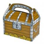 Treasure Chest Party Treat Boxes (1 Dozen)