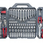 Crescent CTK170CMP2 Mechanics Tool Set, 170-Piece