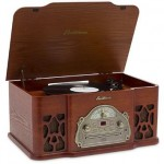 Electrohome Winston Vinyl Record Player 3-in-1 Classic
