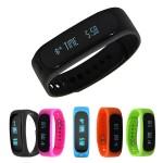 Forestfish(TM) Bluetooth Sync Smart Bracelet Sports Fitness Tracker Smart Wristband Water Resistant Tracker Bracelet Sleep Monitoring Anti-lost Smart Watch