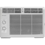 Frigidaire FFRA0511R1 5, 000 BTU 115V Window