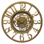 Infinity Instruments Gear - Open Dial Resin Clock