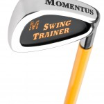 Momentus Men's Swing Trainer Iron with Training Grip