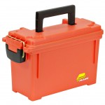 Plano 1312 Dry Storage Emergency Marine Box, Orange