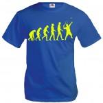 buXsbaum T-Shirt The Evolution of tennis