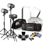 540W Studio Kit for Professional & Home Studio Photography