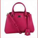 Coach Mini Margot Women's Carryall Crossbody Leather Handbag