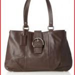 Coach Soho Leather Carryall