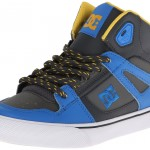 DC Spartan High Skate Shoe
